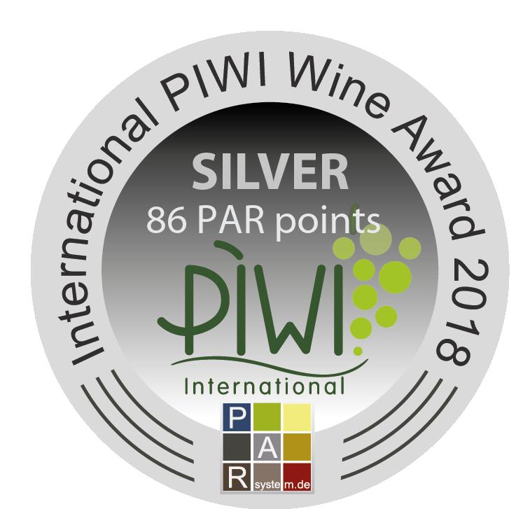 Solaris - Premio Internazionale d'argento del Vino PIWI 2018